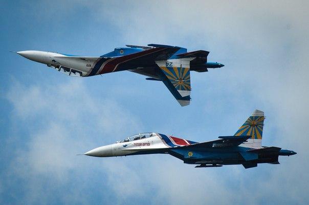 Новости авиации - американский F-35 уступает нашим Су-27 и Миг-29